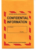 Confidential Yellow Envelop