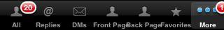TweetStack Toolbar