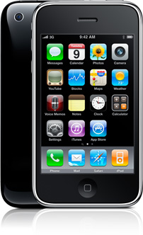 iPhone 3G With 3.0