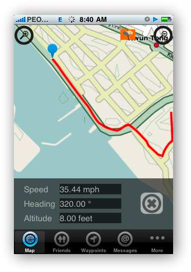 Bindo Track Details