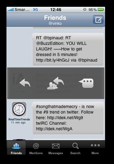 SimplyTweet -  Tweet-options